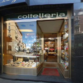 Coltelleria Lorenzi Milano - Home Services - Corso Magenta 1 ...