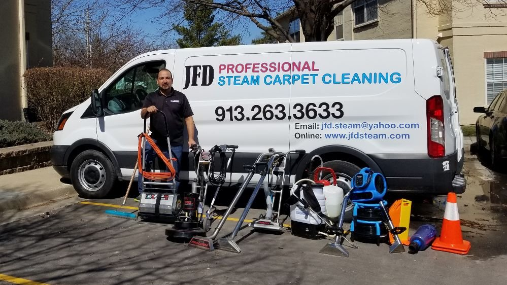 JFD Steam Carpet Cleaning