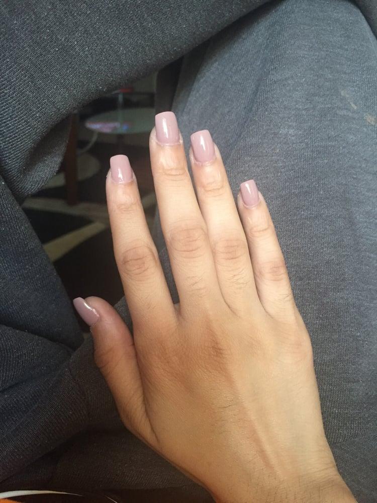 $20 fill ins. Nail polish is ladylike Essie. - Yelp