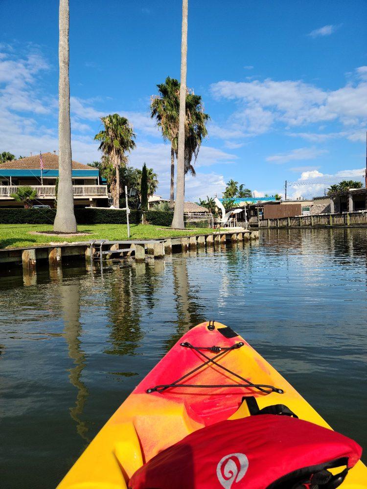 Kayak Shack: 622 Marina Bay Dr, Kemah, TX