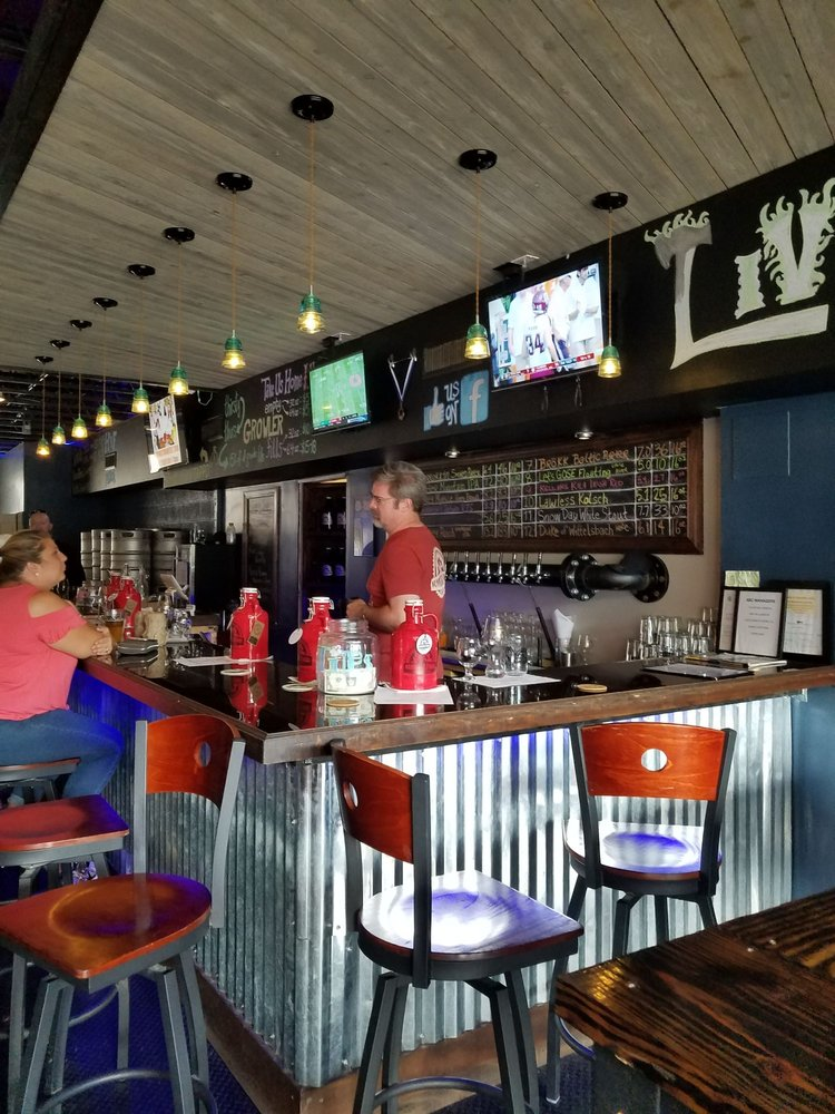 Hammer & Forge Brewery: 70 Main St, Boones Mill, VA