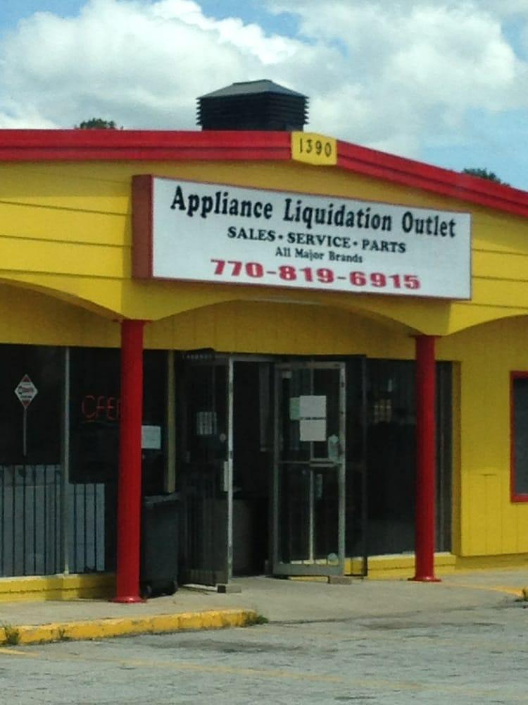 Appliance Liquidation Outlet: 1390 Veterans Memorial Hwy SW, Mableton, GA