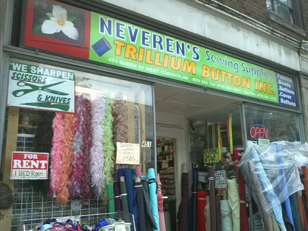 Neveren's Sewing Supply