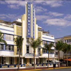 Hotel Breakwater South Beach Mediterranean