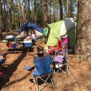 Our Campsite Photo Of Myrtle Beach Koa Sc United States