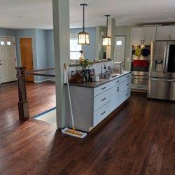 New Do Hardwood Floors Go Under Kitchen Cabinets