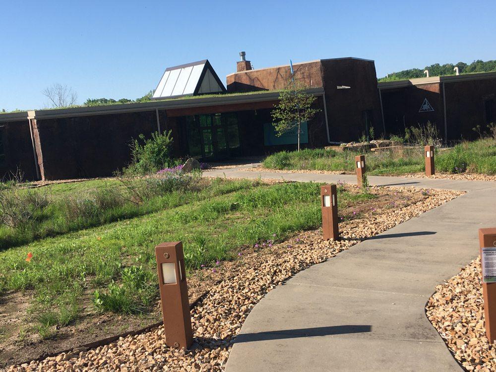 Shoal Creek Conservation Education Center: 201 W Riviera Rd, Joplin, MO