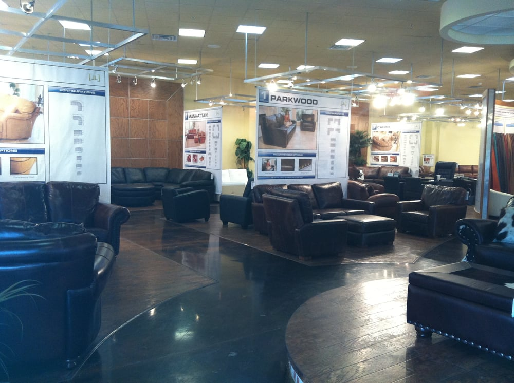 The Luxury Leather CLOSED 103 s Furniture