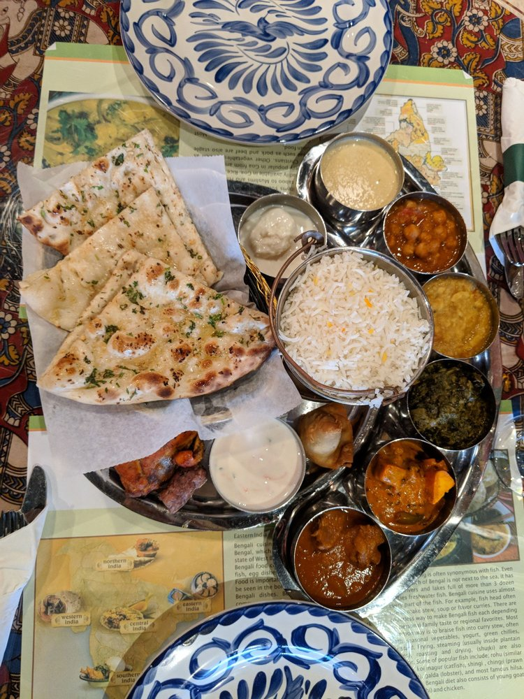 5th Element Indian Cuisine: 101 Palm Harbor Pkwy, Palm Coast, FL
