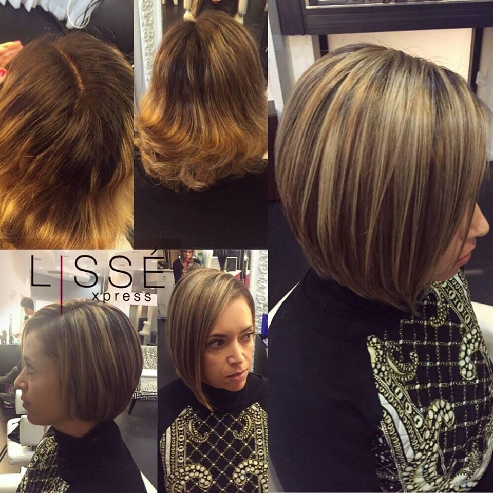 Highlights Olaplex With A Line Haircut Yelp