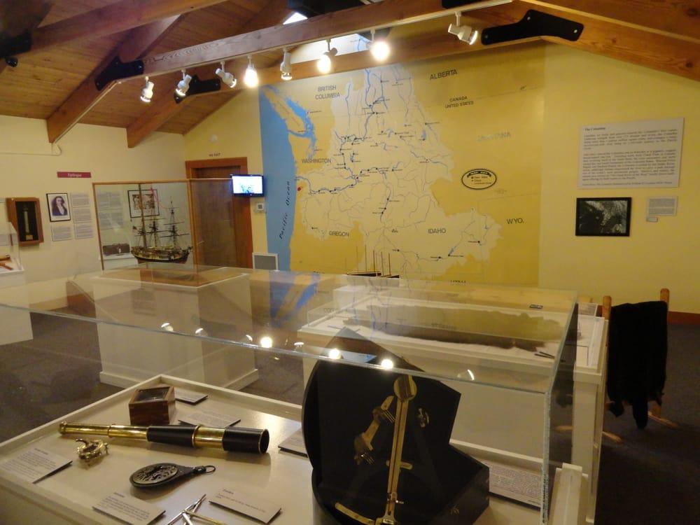 Garibaldi Maritime Museum: 112 Garibaldi Ave, Garibaldi, OR