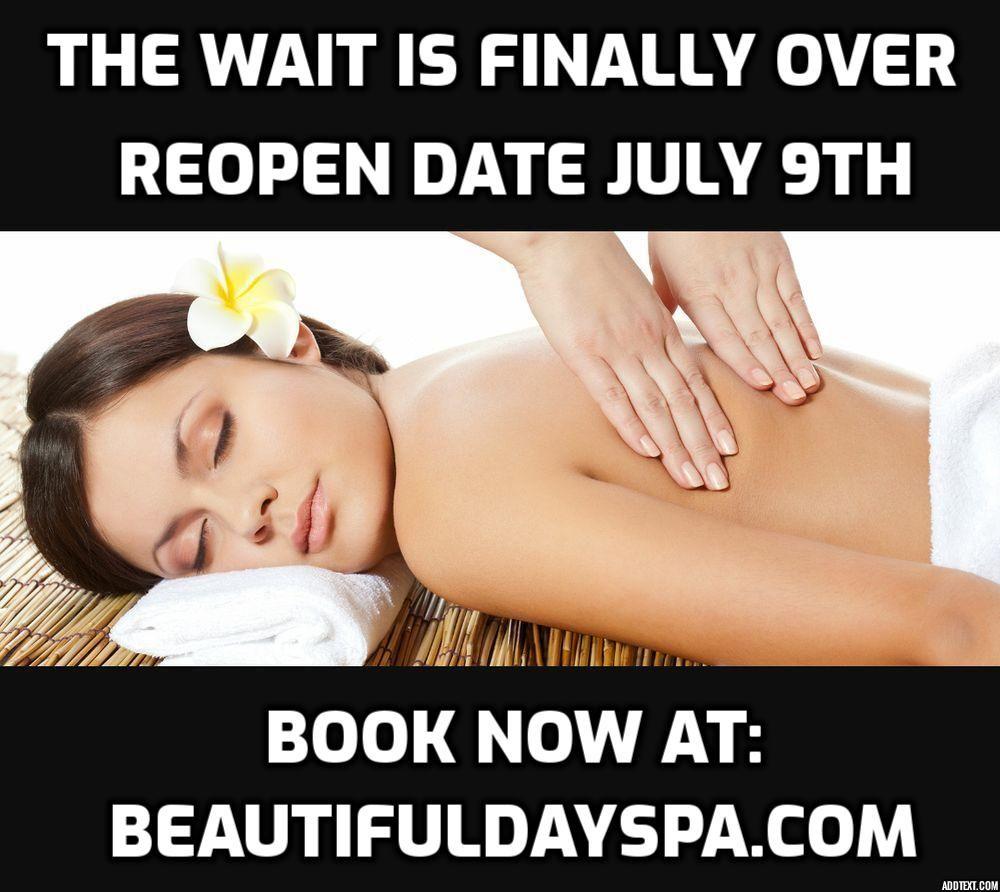 A Beautiful Day Spa Massage Pasadena