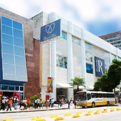 5c9f955591c Shopping Boa Vista - Shopping Centers - Rua do Giriquiti 48