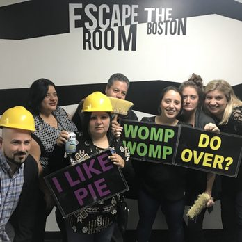 Room Escape Boston Phone Number