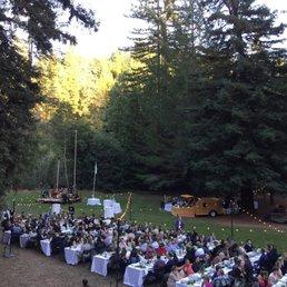 Photo Of Camp Navarro Ca United States Wedding Dinner