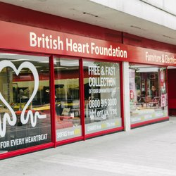 British heart foundation 13 photos charity shops 22 for Furniture charity shops