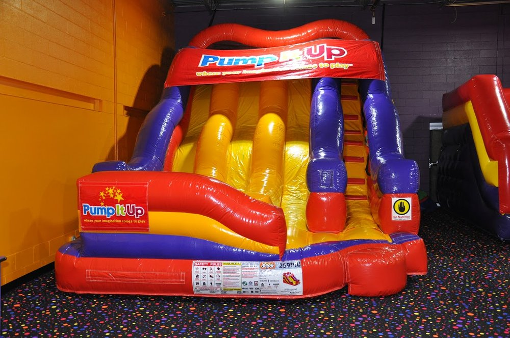 Pump It Up of Loudoun County: 44190 Waxpool Rd, Ashburn, VA