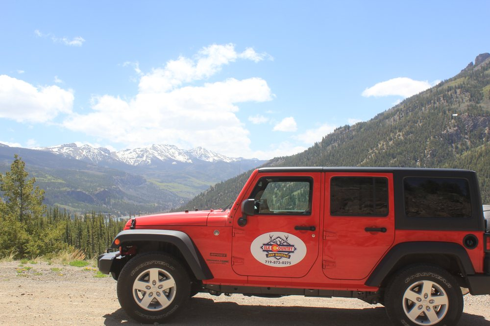 Photo of Elk Country Jeep Rentals: South Fork, CO