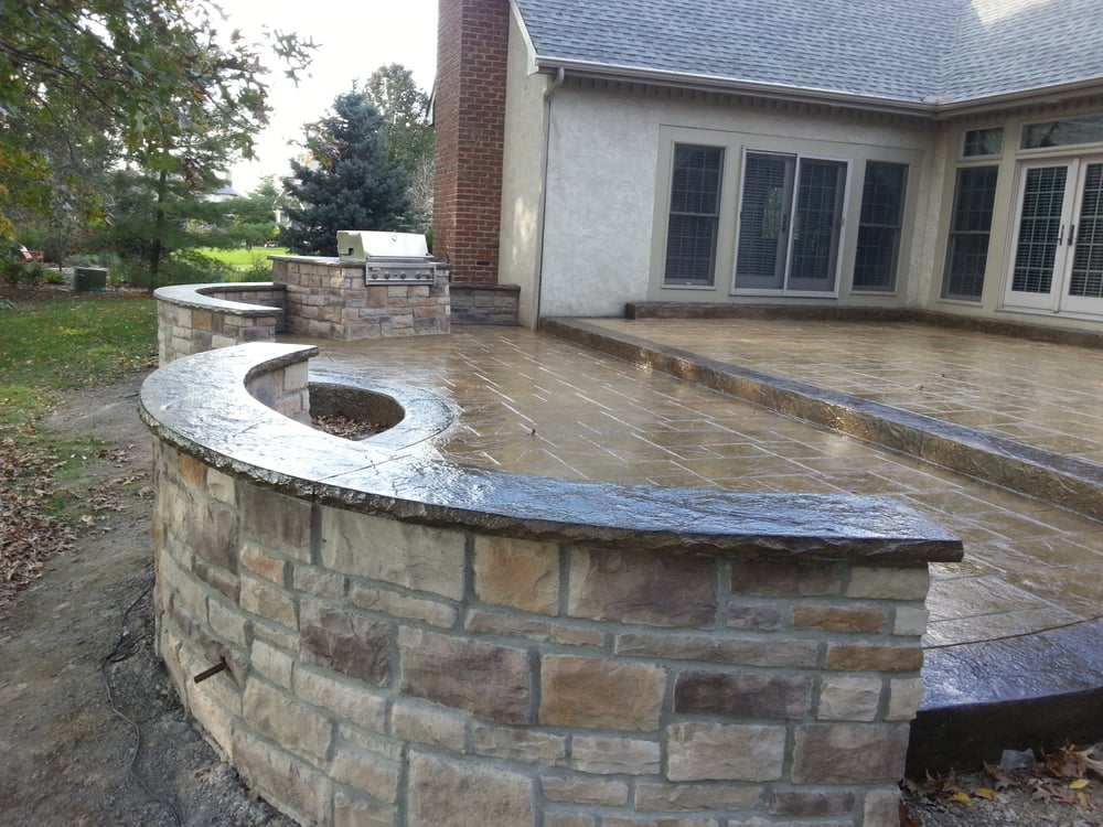 Timeless Impressions Concrete: 9649 Outville Rd, Kirkersville, OH