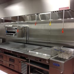 Commercial Kitchen Ventilation and Safety - 14 Photos - Appliances ...