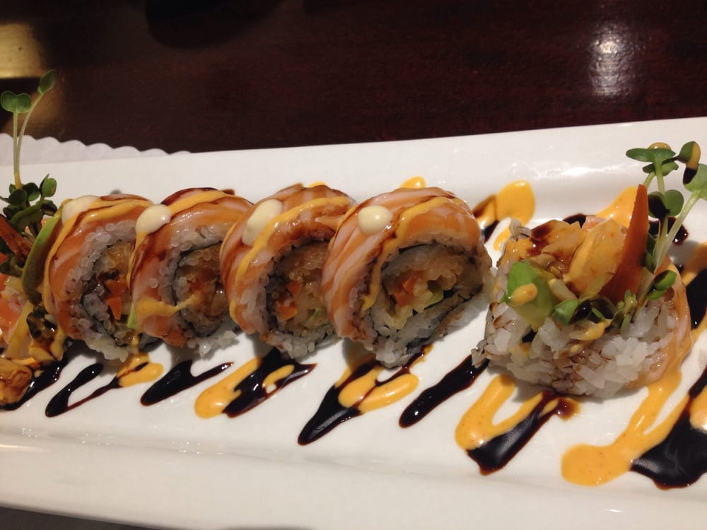 Fantastic roll yelp - Shogun japanese cuisine ...