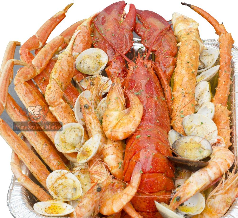 Prime Seafood Market: 6049 Memorial Dr, Stone Mountain, GA