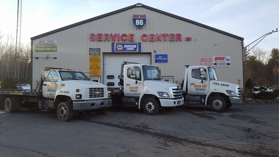 Towing business in Monticello, NY