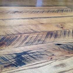 Photo Of Precision Flooring   Stillwater, OK, United States. Saw Faced Red  Oak