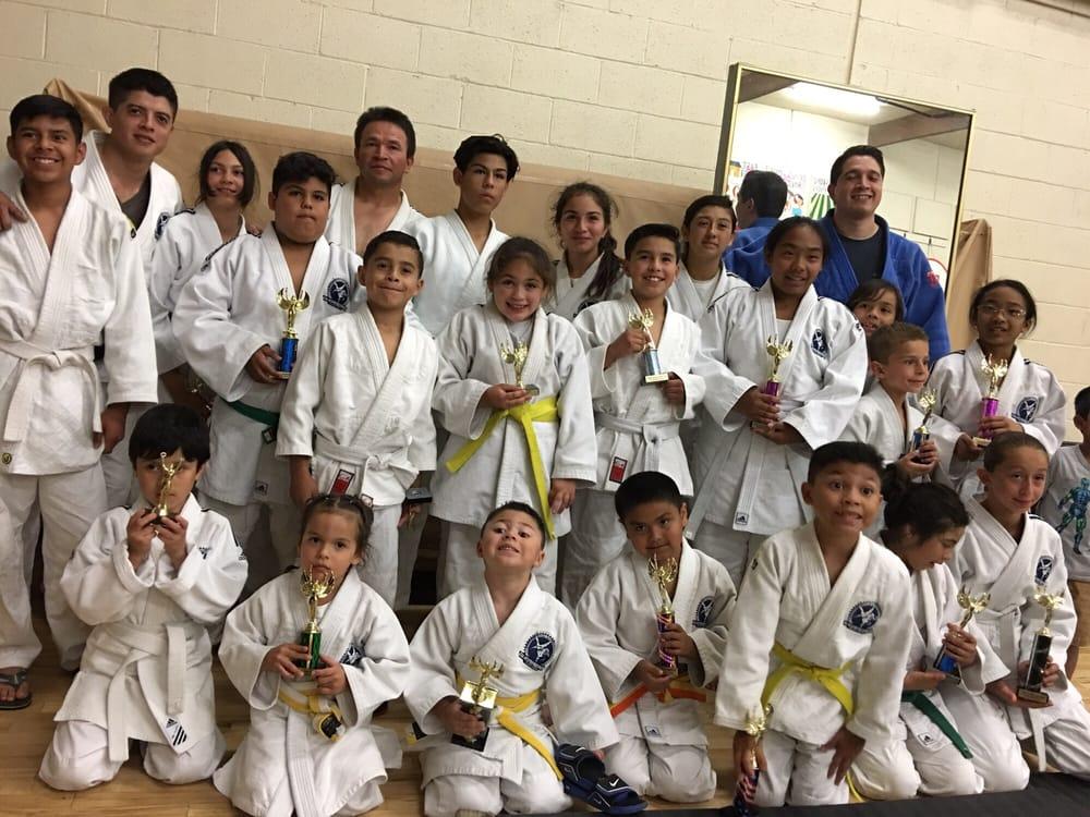 Guerreros Judo Club: 501 Glendora Ave, La Puente, CA