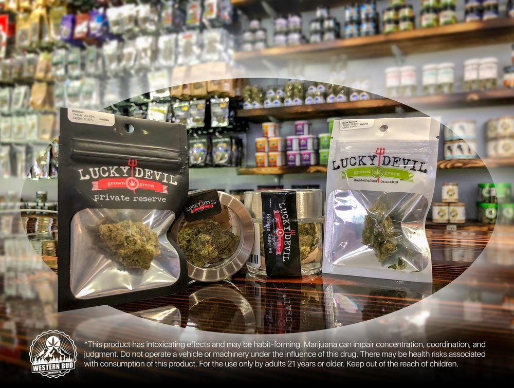 Western Bud, Cannabis Co. | Anacortes, WA: 6186 WA-20, Anacortes, WA