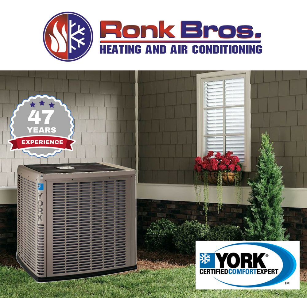 Ronk Brothers Heating and Cooling: 2917 Commercial Ave, Anacortes, WA