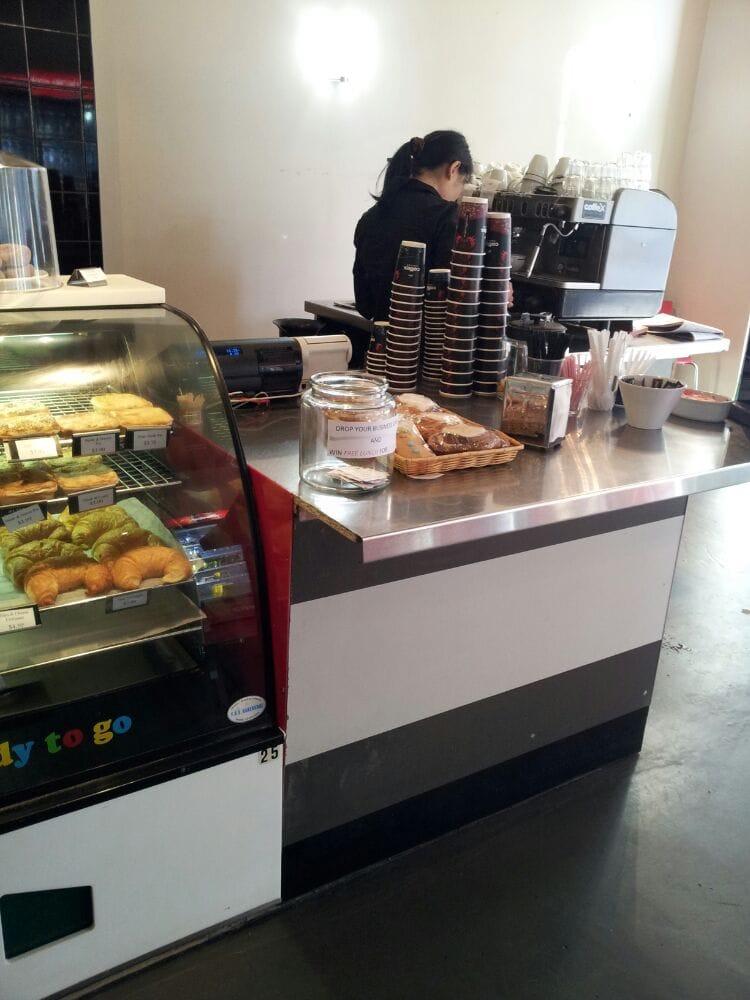 Bakery cafe bakeries 285 latrobe st melbourne for Australian cuisine melbourne