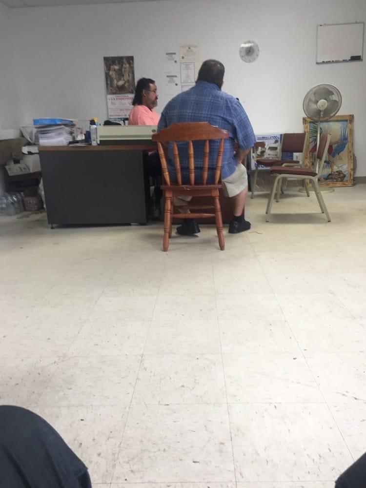 Escritorio Publico Ms: 113 E Canino Rd, Houston, TX
