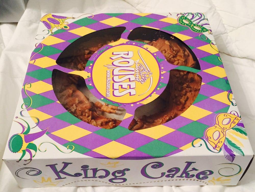 Rouses S King Cake