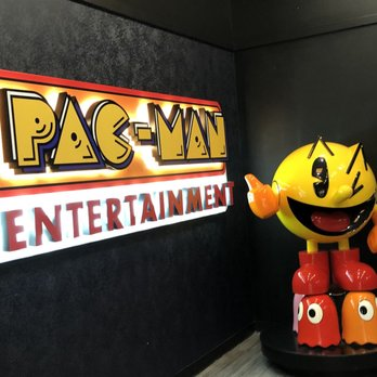PAC-MAN Entertainment - 2 Woodfield Mall, Schaumburg, IL - 2019 All