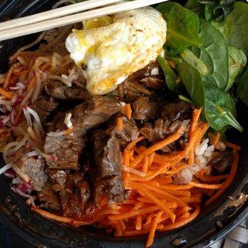Genial Photo Of Seoul Food DC   Takoma Park, MD, United States. Bibimbap