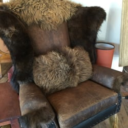 Photo Of Buffalo Collection   Scottsdale, AZ, United States. Chair Made  From A
