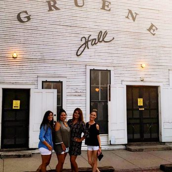 Gruene Hall 230 Photos 154 Reviews Music Venues 1281 Gruene Rd N