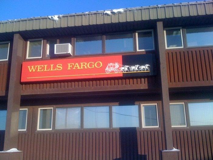 Wells Fargo Bank: 460 Ridgecrest Dr, Bethel, AK