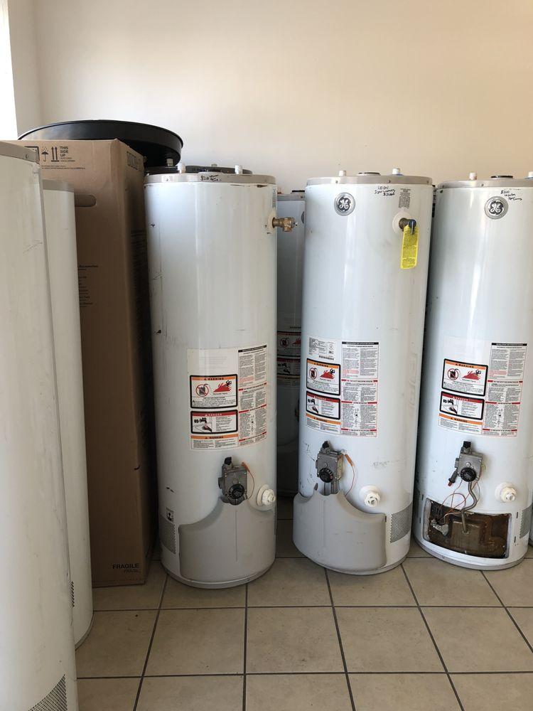 Señor Water Heater: 2317 Maple Ave, Los Angeles, CA