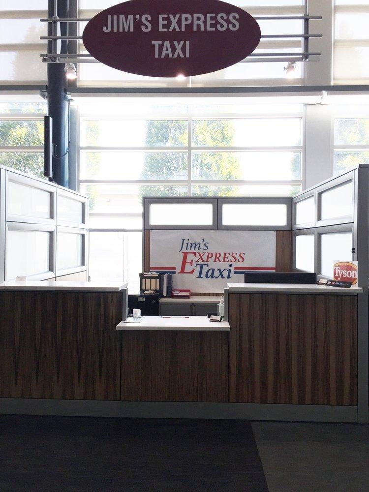 Jim's Express Shuttle: 1 Airport Blvd, Bentonville, AR