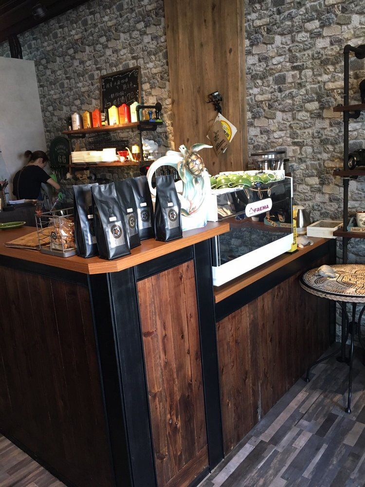 微笑海龜咖啡館