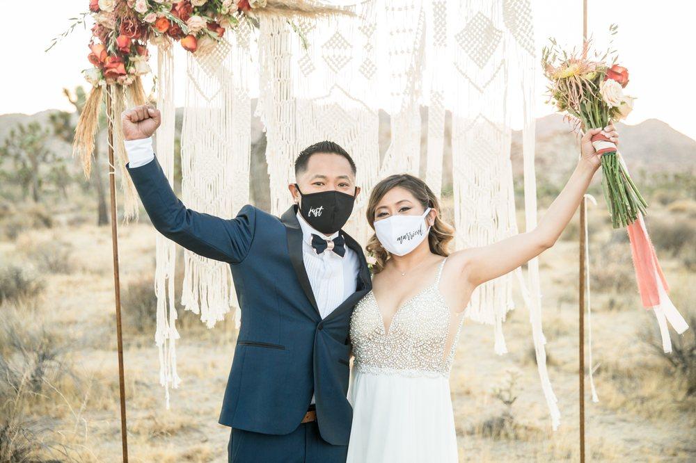 Desert Rose Weddings: Morongo Valley, CA