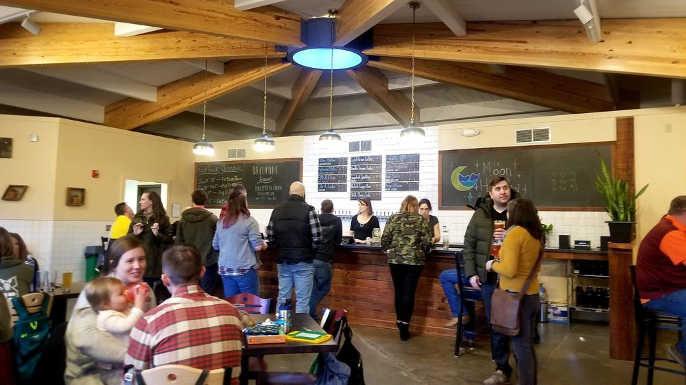 Moon Hollow Brewing Company: 4237 Prices Fork Rd, Blacksburg, VA