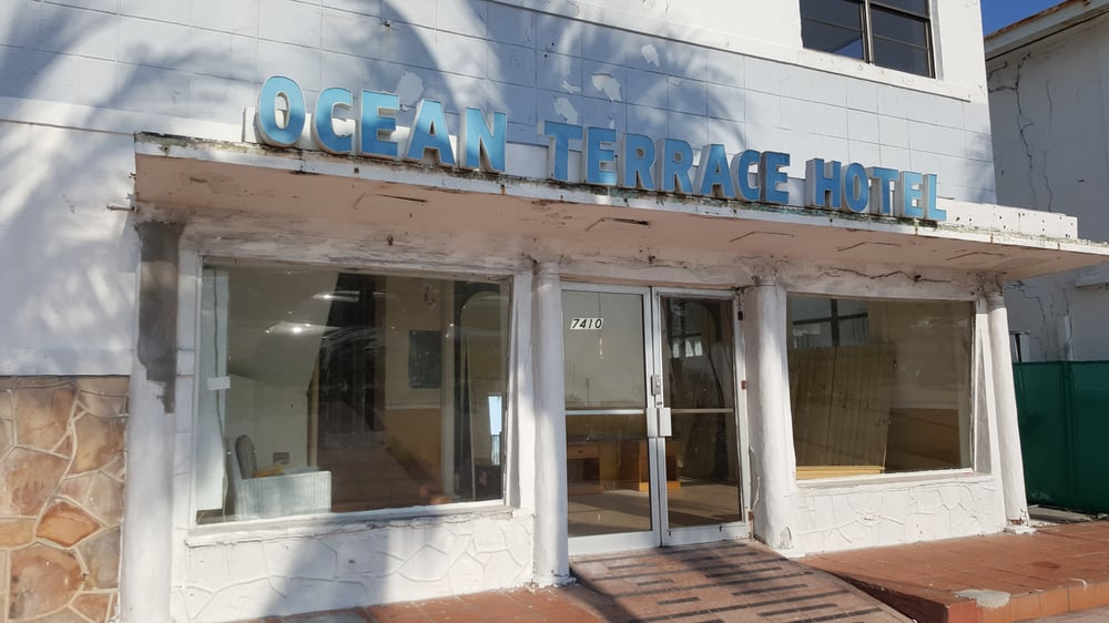 Ocean terrace hotel apts hotels 7410 ocean ter miami for Terrace hotel contact number