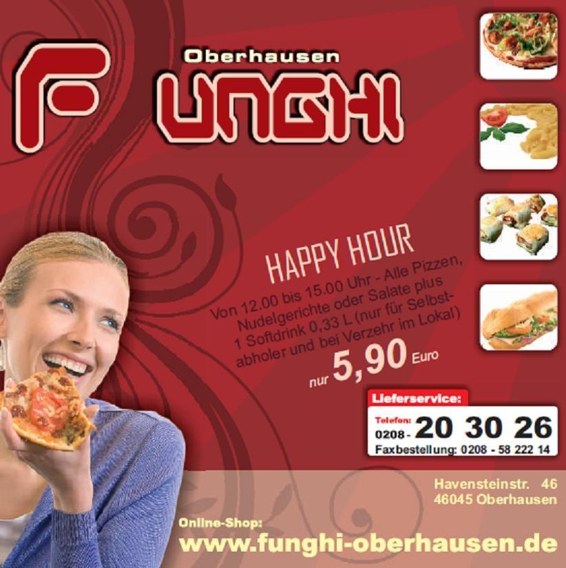 Pizzeria Funghi