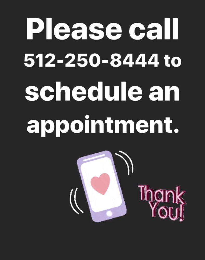 The Vanity Spot Salon & Boutique: 9707 Anderson Mill Rd, Austin, TX