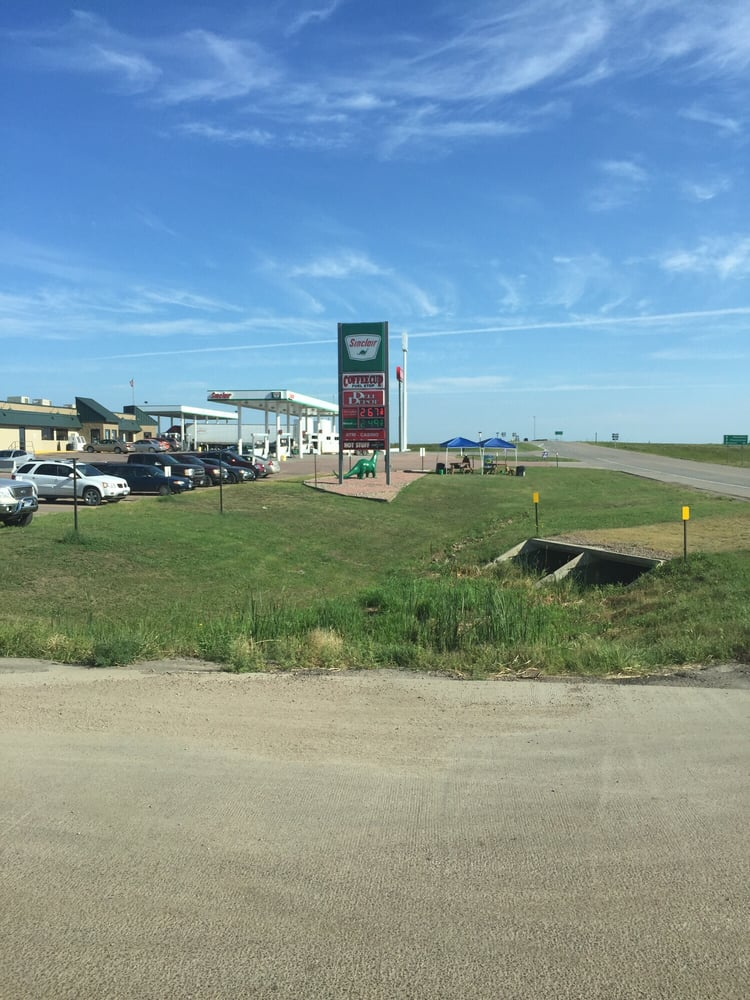 Coffee Cup Fuel Stop: I 90-281, Plankinton, SD