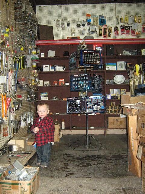 Barno Electronics: 5403 W Smithfield St, McKeesport, PA