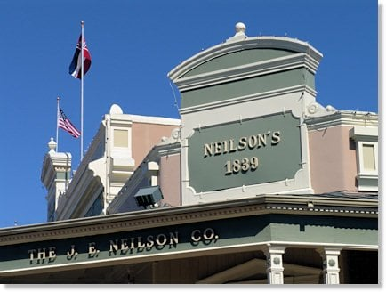 Neilson's Department Store: 119 Courthouse Sq, Oxford, MS